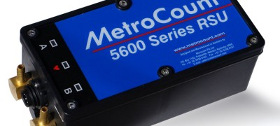 Newlook Black Case MetroCount