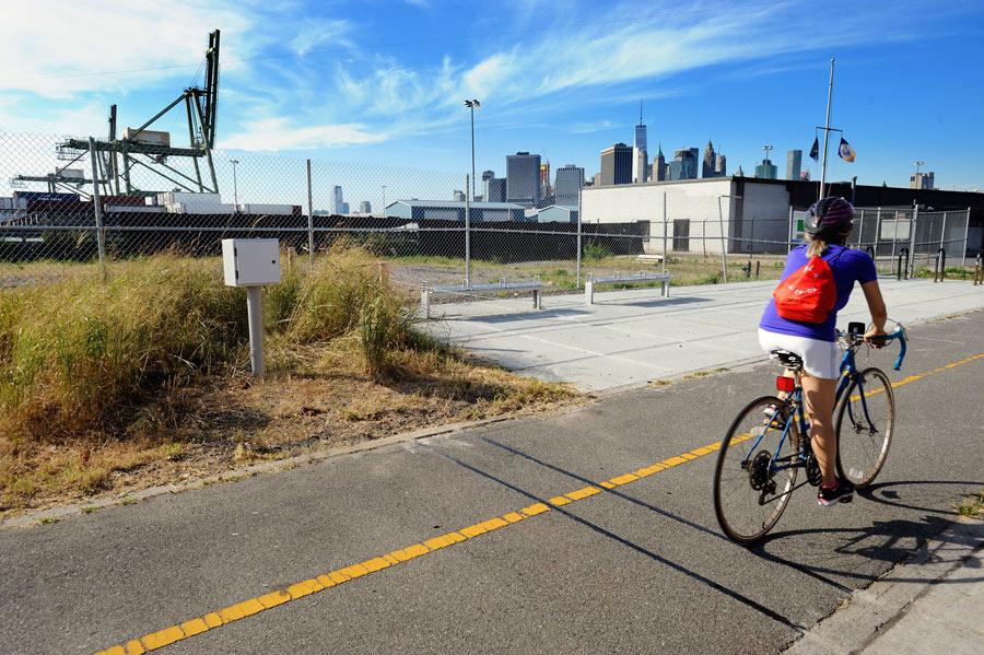 New York Bike Counting