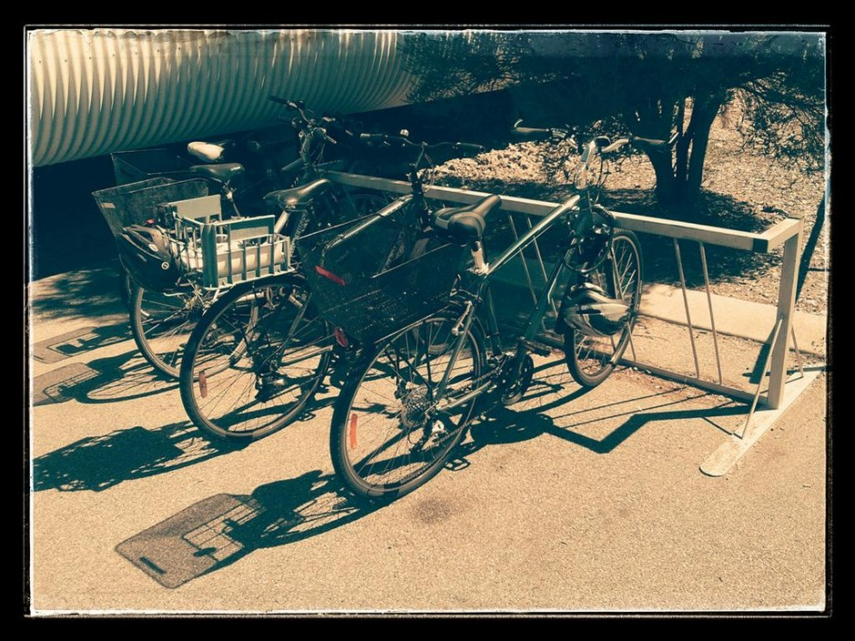 MetroCount Bike Rack