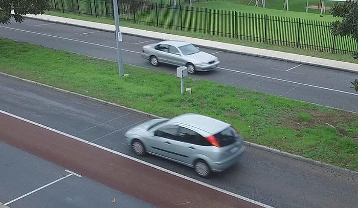Continuous traffic data - Fremantle Arts Center