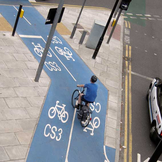 Pilot Cycling Intrastructure - London CS3