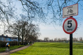 Traffic speed survey to improve road safety