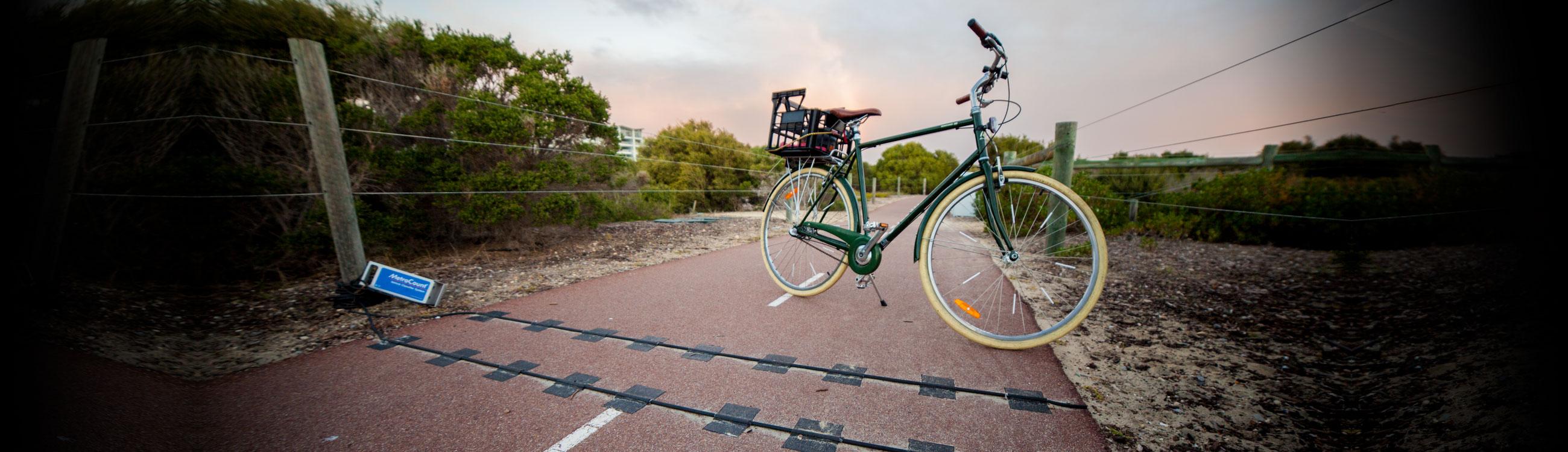 Mieux que le eco compteur | le RidePod BT de MetroCount