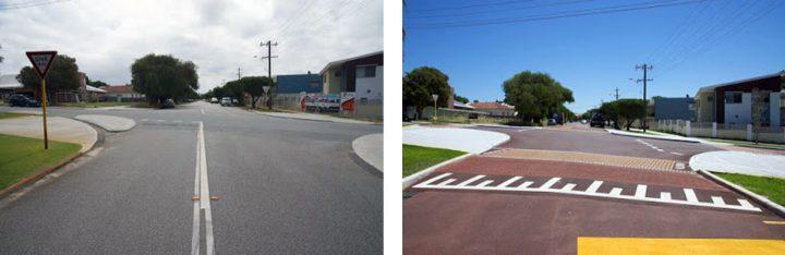 Road safety design