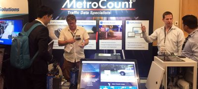 MetroCount at NaTMEC 2018
