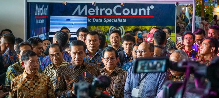 Automatic Traffic Monitoring in Indonesia