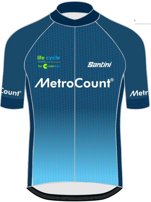 Team MetroCount Cycle For Youth With Cancer